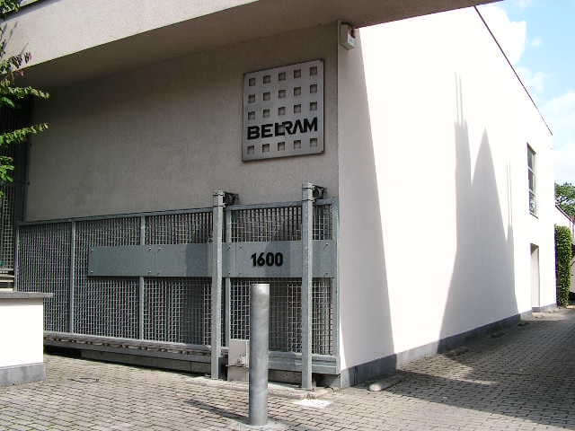 belram building entrance