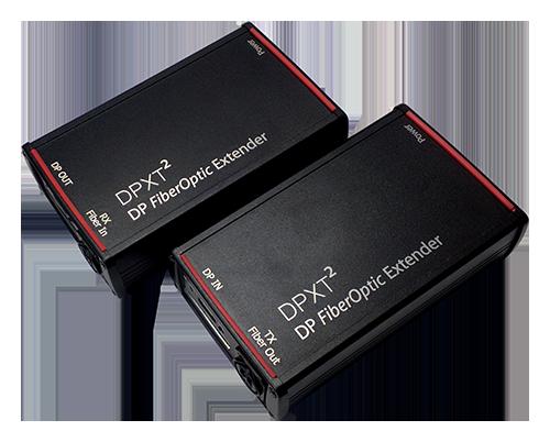 dpxt2 displayport fiberoptic extender