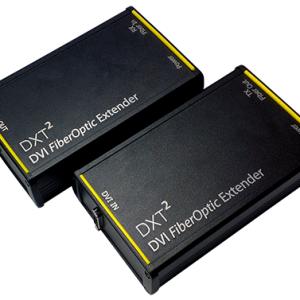 dxt2 dvi fiber optic extender
