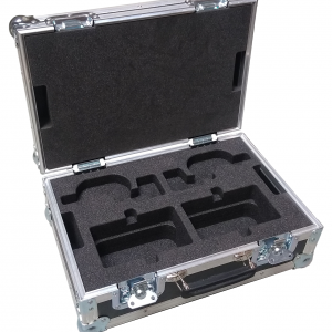 ruggedized flightcase