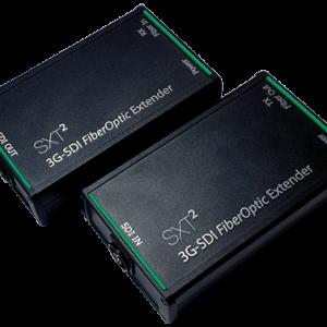 sxt2 3G-SDI fiberoptic extender