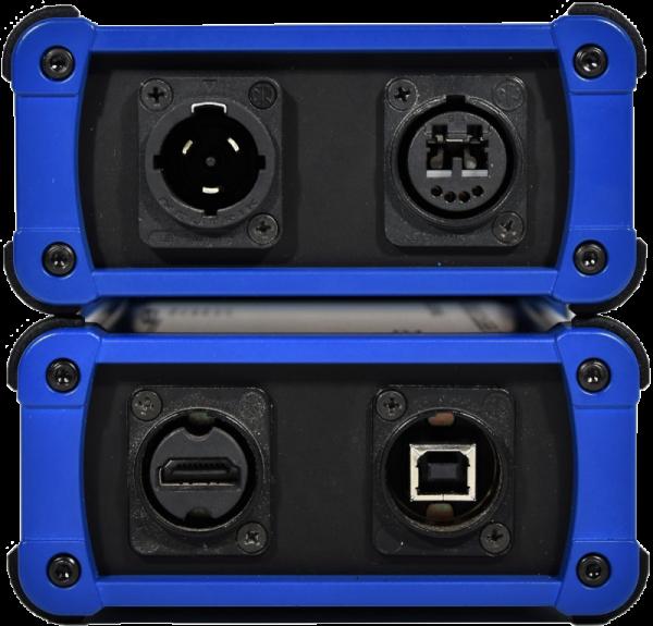 HXT² heavy duty HDMI fiber extender